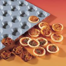 de Buyer - Elastomoule 12 mini Tartelettes