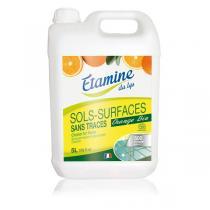 Etamine du Lys - Nettoyant sols et surfaces 5L