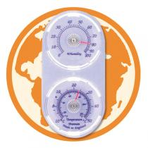 Pack energie - Hygrometer-Thermometer