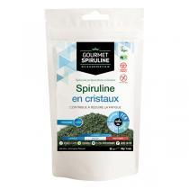 Gourmet Spiruline - Spiruline en Cristaux - Sachet de 90g