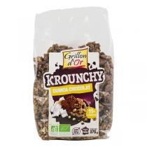 Grillon d'or - Krounchy Quinoa Chocolat 375g