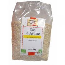 Grillon d'or - Son d'avoine 1kg