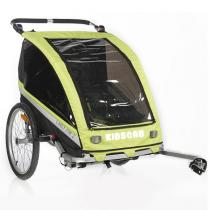 KidsCab - Cares for 2 Bicycle trailer