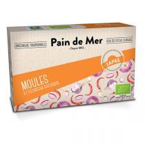 Pain de Mer - Moules à l'escabèche 115g/85g