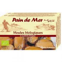 Pain de Mer - Moules à l'escabèche 0.115g