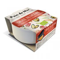 Pain de Mer - Salade Valencienne de riz fruits de mer 270g