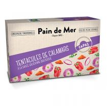 Pain de Mer - Tentacules de calamar sauce galicienne 120g/90g