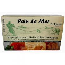 Pain de Mer - Thon à l'huile d'olive 120gr