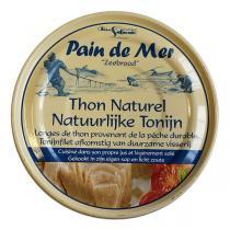Pain de Mer - Thon au naturel 270g/220g