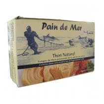 Pain de Mer - Thon au naturel 120gr