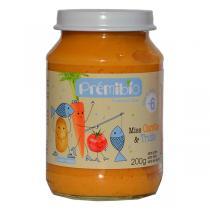 Prémibio - Carotte & truite de France 200gr