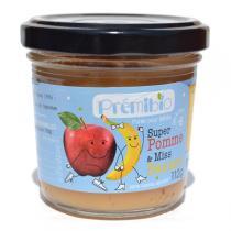 Prémibio - Pomme Banane 112gr