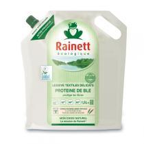 Rainett - Lessive écologique Textile délicat 1,5L