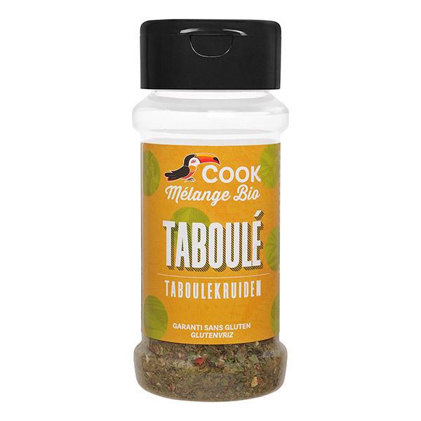 Cook - Mélange taboulé bio 17g