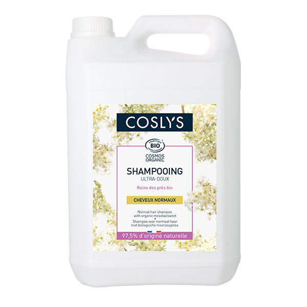 Coslys - Shampooing cheveux normaux 5L