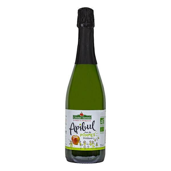 Côteaux Nantais - Apibul pommes Bio 75cl