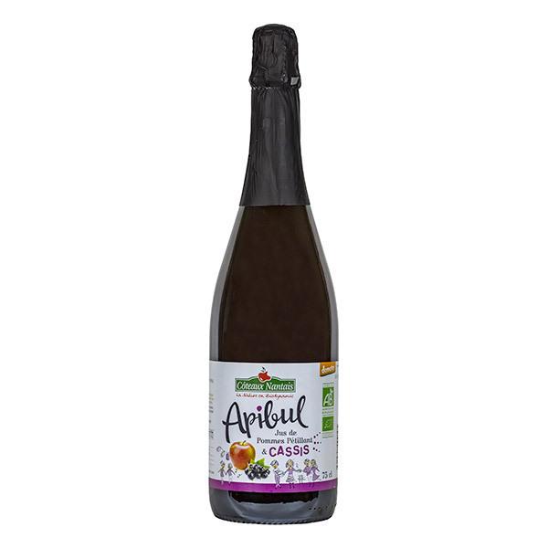 Côteaux Nantais - Apibul pommes cassis Bio et Demeter 75cl