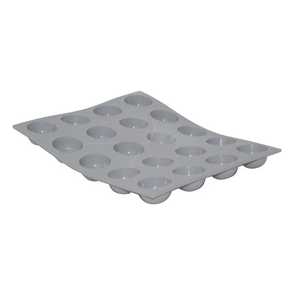 de Buyer - Elastomoule 20 mini Demi sphères
