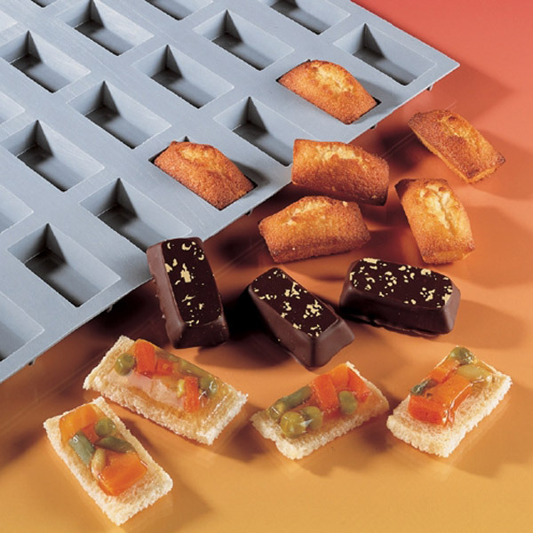 de Buyer - Elastomoule 15 mini Financiers