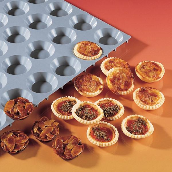 de Buyer - Elastomoule 12 mini Tartelettes