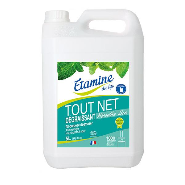 Etamine du Lys - Dégraissant Multi usages Tout net 5L