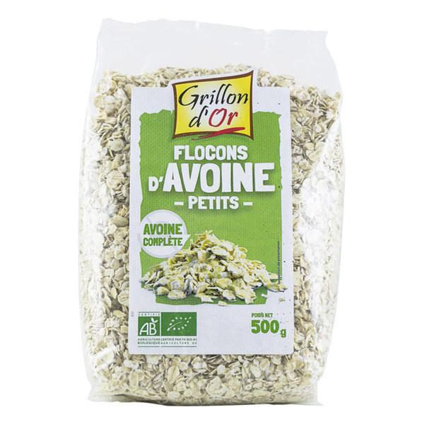 Grillon d'or - Petits flocons avoine 500 g