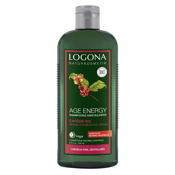 Célèbre Shampooing à la caféine Age Energy 250 ml Logona | Acheter sur  UT87