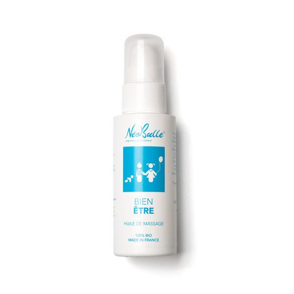 Néobulle - Aceite de masaje para bebé Bien être 100ml