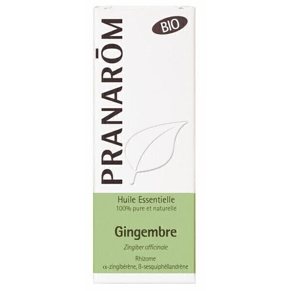 Pranarôm - Huile essentielle de gingembre 5ml