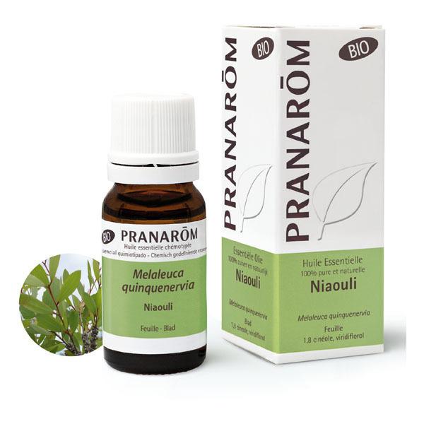 Pranarôm - Huile essentielle de Niaouli 10ml