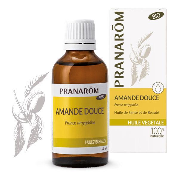 Pranarôm - Huile végétale d'Amande douce 50ml