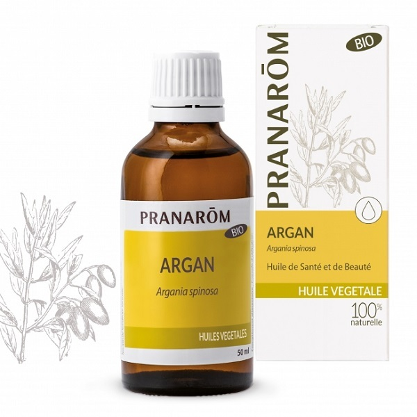 Pranarôm - Huile végétale d'Argan 50ml