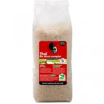 Autour du Riz - Riz thaï 1/2 complet 1kg