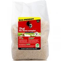 Autour du Riz - Riz thaï 1/2 complet 2kg