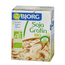 Bjorg - Aide culinaire Soja gratin 20cl