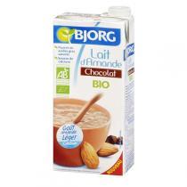 Bjorg - Boisson vegetale Lait d'amande chocolat 1l