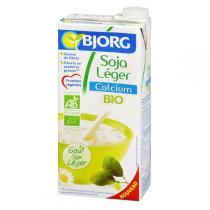 Bjorg - Boisson végétale soja léger 1l