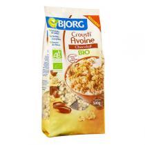 Bjorg - Crousti' avoine chocolat 500g