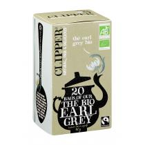 Clipper - Thé Earl Grey BIO - 20 sachets 40g
