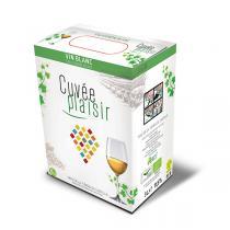 Cuvée Plaisir et Désir - Cuvée plaisir Vin de la terre de Castille - Blanc 3L