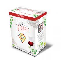 Cuvée Plaisir et Désir - Cuvée plaisir Vin de la terre de Castille - Rouge 3L