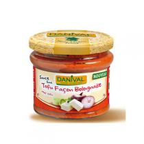 Danival - Tofu Sauce nach Bolognese Art 210 g