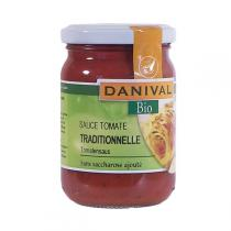 Danival - Sauce tomate Traditionnelle 210g