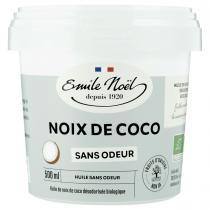 Emile Noel - Huile de coco désodorisée 50cl