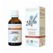 Herbiolys - Aubépine Extrait de Plantes Fraîche BIO 50mL