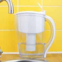 Hydropure - Filtre-Pichet Eco Blanc - Dateur manuel