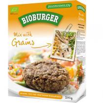 Joannusmollen - Bioburger aux cereales