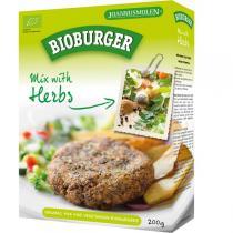 Joannusmollen - Bioburger aux herbes