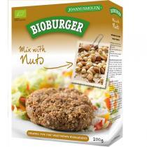 Joannusmollen - Bioburger aux noisettes et amandes