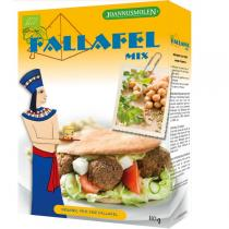 Joannusmollen - Bioburger falafel